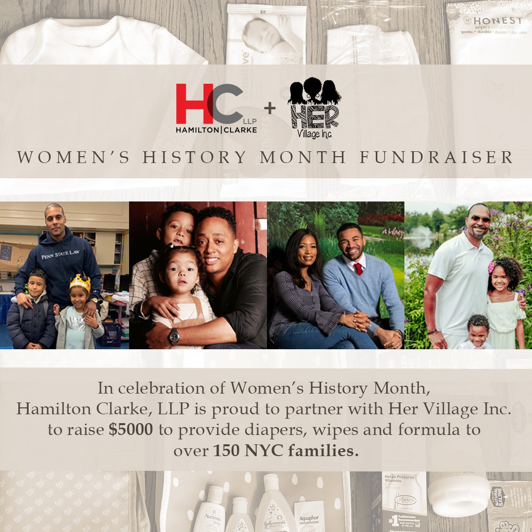 Women's History Month Fundraiser